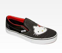 VANS x Hello Kitty Adult Women's Classic Slip-On: Dots