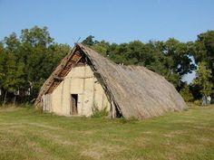 Neolithic House Brezno U Loun