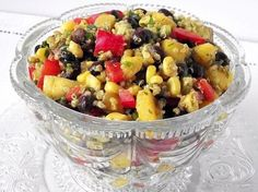 southwestern black bean quinoa and mango medley black bean quinoa ...