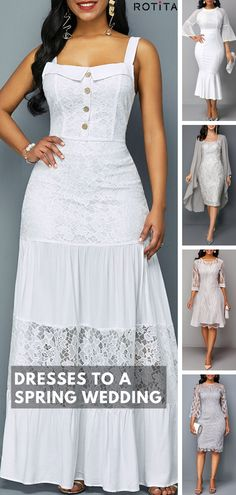 Formal dinners to work events and spring wedding night,our women's dress selection features something fllatering for every occasion!Huge selection with new styles added every day. Source by fashionrotita dresses ideas Outfits Casual, Mom Outfits, Pretty Outfits, Spring Wedding, Wedding Night, Wedding White, Dream Wedding, Dresses For Sale, Cute Dresses