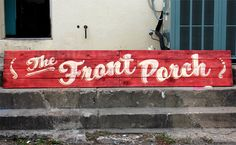 Wood Signs  Sign Painters Dallas Fort Worth Hand Painted Signs ...