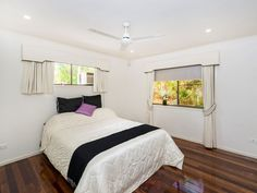 #raywhitehollandpark #realestate #realestatephotography #brisbane Holland Park, Real Estate Photography, Carrara, Beautiful Bedrooms, Brisbane, Brick, Home And Family, House, Furniture