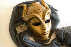 Máscara Hijos de la arpía hecha a mano cosplay por OnceUponAFreak