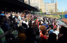 Christians Fill Memphis Ballpark To Praise God During Atheist Convention | Jim Bakker Show