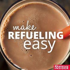 Bowflex Insider | Make Refueling Easy |