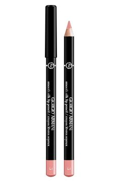 Giorgio Armani 'Smooth Silk' Lip Pencil | Nordstrom
