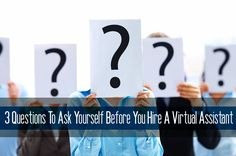 A virtual assistant is a skilled independent contractor who provides administrative or specialized services to businessmen, managers, and entrepreneurs. Questions To Ask, This Or That Questions, Global Real Estate, Virtual Assistant, Projects To Try, Check