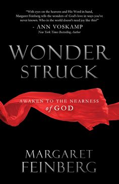 Wonderstruck: Awaken to the Nearness of God book Wonderstruck invites you to toss back the covers, climb out of bed, and drink in the fullness of life. Come learn how to recognize the presence of God in the midst of your routine, unearth extraordinary moments on ordinary days, identify what's holding you back in prayer, and discover peace in knowing you're wildly loved.