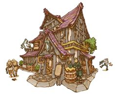 Image - MlaaKTavern.jpg - The Final Fantasy Wiki has more Final Fantasy information than Cid could research