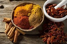 25 Spice Mixes From Around the World -- now that I have a mortar and pestle, may be time to give some of these a try.