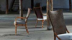 Sika Design Originals Rattanstuhl mit Armlehne Melody kaufen im borono Online Shop