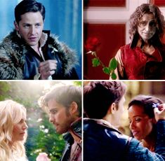 True Love's Flower | Snowbell, Rose, Middlemist, Hyacinth #ouat