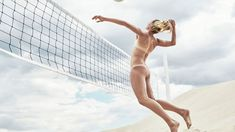 Beach volleyball player April Ross talks beach bodies and body image -- ESPN Body Issue