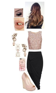 """""""Untitled #5"""" by princessboogie on Polyvore featuring Jessica Simpson, Casetify, Erickson Beamon, Accessorize and Charlotte Tilbury"""