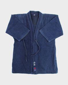Vintage Kendo Jacket, Aida 2 | Kiriko Made