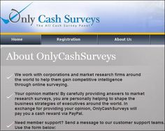 Only Cash Surveys Review