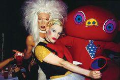 Limelight Vets Remember the Good Old Days -- New York Magazine (Jamie St. James x Richie Rich) Michael Alig, Club Fashion, 1950s Fashion, Rupaul, Kasimir Und Karoline, Richie Rich, Rave Makeup, New Romantics, Monster Party