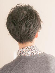 夏目三久風大人の黒髪おしゃれベリーショート