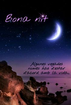 111 Mejores Imagenes De Bona Nit Good Night Amazing Photos Y