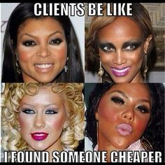 75 Best Makeup Artist Humor images