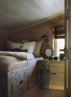 hytte på geilo  (cottage sleeping 'cubbord')