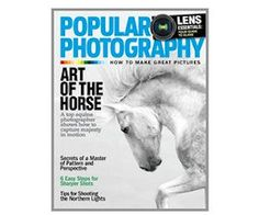 FREE Subscription To Popular Photography Magazine!