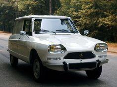Citroen AMI8 Break Societe 1969-1979