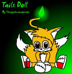 tails doll curse - Google Search Tails Doll, The Sonic, Creepypasta, Pikachu, Dolls, Cute, Fictional Characters, Google Search, Board