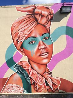 """findac: """" Basquiasque: Painted in Miami for the Little Haiti Project """""""