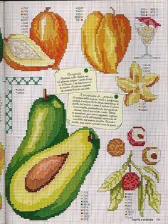 Gallery.ru / Фото #81 - EnciclopEdia Italiana Frutas e verduras - natalytretyak