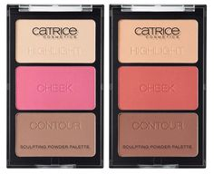 Catrice Contourious Fall 2016 Collection