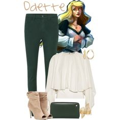 """Odette"" by alyssa-eatinger on Polyvore"