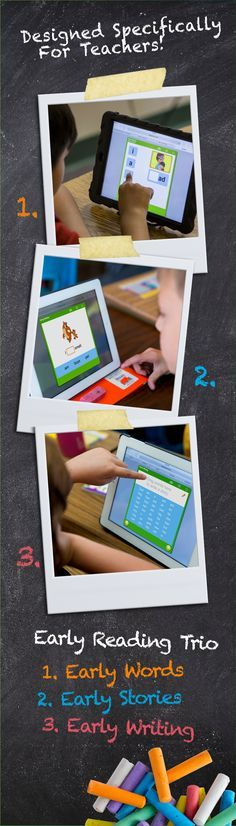 MobyMax Early Reading Trio Curriculum for K-8 Schools - Free Touch Curriculum™ Builds & Reinforces Early Reading Skills. MobyMax is specifically designed for teachers.