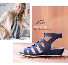 Get ready to flaunt your feet this sandal season! Discover over 500 NEW arrivals from your favorite comfort brands!