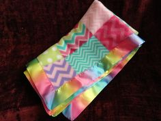 Hey, I found this really awesome Etsy listing at http://www.etsy.com/listing/159238794/rainbow-baby-blanket