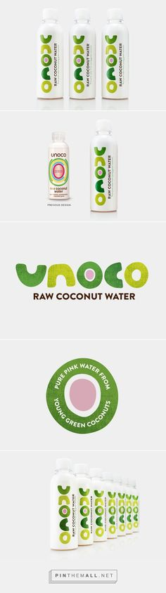 New Logo & Packaging for Unoco by B&B Studio via BP&O curated by Packaging Diva PD. Worked with Unoco to reinvent its brand identity and packaging design, and embraced an approach that favours bold organic typography, bright colour and plenty of white space