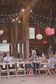 Barn Wedding Ceremony