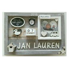 Het mooie geboortebord voor Jan Lauren! Heel veel plezier ervan! Super leuk als herinnering voor je eigen kind, maar ook erg leuk om als kraamcadeau te geven! Deze geboorteborden zijn ook te vinden in onze collectie op www.troetel.com #troetelkidslifestyle #geboortelijst #geboortebord #kraamcadeau #cadeautip #newborn #handmade #interior #interieur #pregnant #mama #baby #babyshower #girl #boy #kidslifestyle #gift #gifts #birth #kidsroom