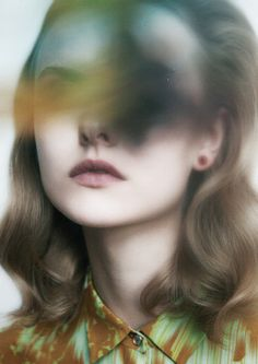 Kamila Filipcikova by Stefan Heinrichs for  I Love You Magazine #8 Summer 2012