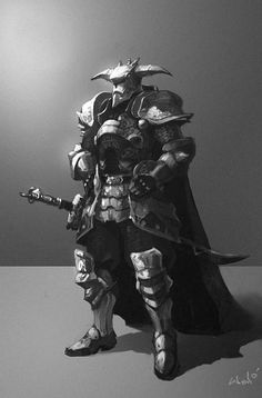 warrior by Wen-Xaeroaaa.deviantart.com on @deviantART