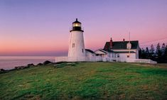 Permaquid Pointe Lighthouse, Maine