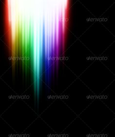 Color light effect. Background
