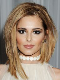 long bob cheryl cole - Google Search