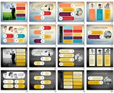 best powerpoint presentation templateswith great infographic, Powerpoint