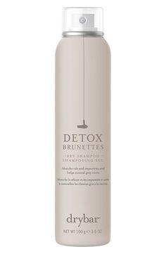 Drybar 'Detox' Dry Shampoo for Brunettes available at #Nordstrom