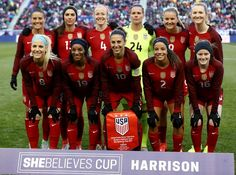 Starting XI vs. England, March 4, 2017. (Elsa/Getty Images)