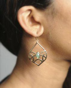 Vaulted Earrings