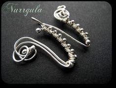 W letter silver pendant