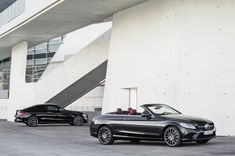 What's New in the #MercedesBenz C-Class #Coupe and #Cabriolet? https://www.benzinsider.com/2018/03/whats-new-in-the-mercedes-benz-c-class-coupe-and-cabriolet/