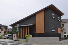 195.デザイン性の高い和モダンな家|今週の住まいる!|住まいのヒント|愛知県・岐阜県の新築・注文住宅は新和建設